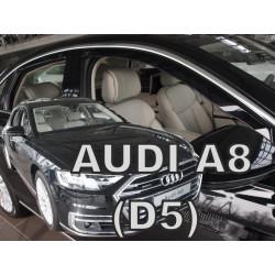AUDI A6 5D SEDANAS 2018 → (+OT) Langų vėjo deflektoriai keturioms durims