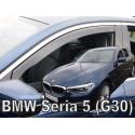 BMW 5 (G30/31) 2017 → Langų vėjo deflektoriai priekinėms durims
