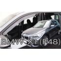 BMW X1 F48 5D 2015 → (+OT) langų vėjo deflektoriai keturioms durims