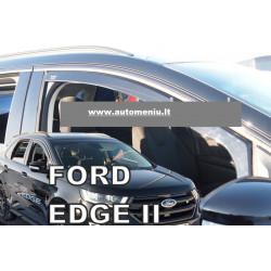 FORD EDGE 2016→ Langų vėjo deflektoriai priekinėms durims