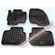 Mitsubishi Colt 5-ių durų 2005 → Guminiai kilimėliai su borteliais