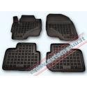 Mitsubishi Colt 5-ių durų 2009 → 2012 Guminiai kilimėliai su borteliais