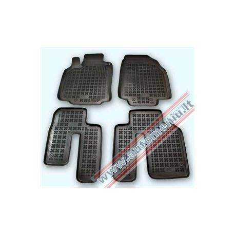 Mazda CX9 2007 → Guminiai kilimėliai su borteliais