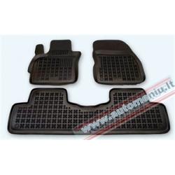 Mazda 5 2004 → Guminiai kilimėliai su borteliais
