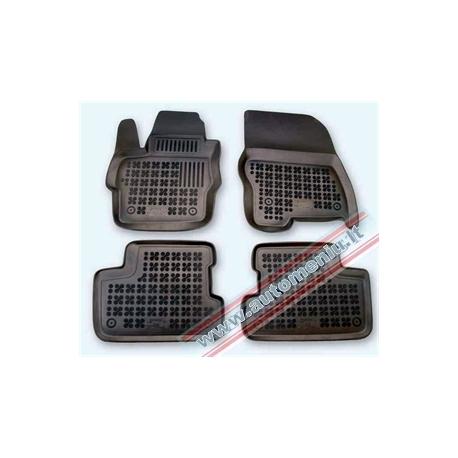 Mazda 3 II 2009 → 2013 su vieta gesintuvui Guminiai kilimėliai