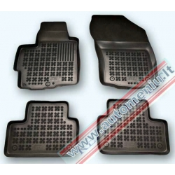 Mitsubishi ASX 2010 → Guminiai kilimėliai su borteliais
