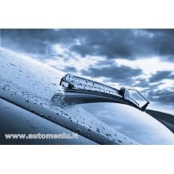 Valytuvai BOSCH AEROTWIN VW PASSAT B6 2005-2010