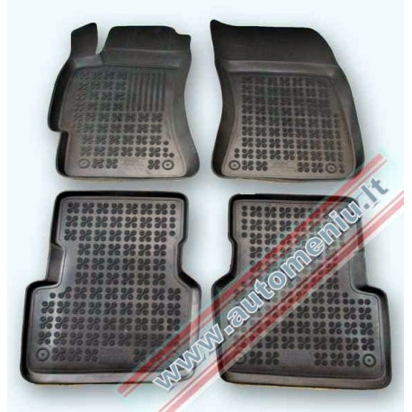 Subaru Forester II 2003 → 2008 Guminiai kilimėliai su loveliu