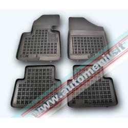 Hyundai Santa Fe III 2012 → Guminiai kilimėliai su borteliais
