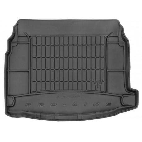 MERCEDES E SEDANAS W213 2016 → Guminis bagažinės kilimėlis aukštais borteliais ProLine 3D