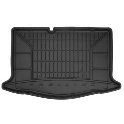 NISSAN MICRA V K14 5D 2016 → Guminis bagažinės kilimėlis aukštais borteliais ProLine 3D