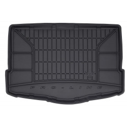 NISSAN QASHQAI II 5OS 2013 → Guminis bagažinės kilimėlis aukštais borteliais ProLine 3D