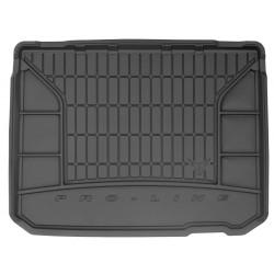 JEEP RENEGADE 2014 → Guminis bagažinės kilimėlis aukštais borteliais ProLine 3D