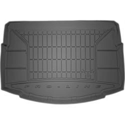 VOLKSWAGEN GOLF VII HATCHBACK 5D 2014 → Guminis bagažinės kilimėlis aukštais borteliais ProLine 3D