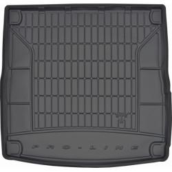 AUDI A4 B9 ALLROAD KOMBI 2015 → Guminis bagažinės kilimėlis aukštais borteliais ProLine 3D