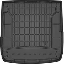 AUDI A4 B9 KOMBI 2015 → Guminis bagažinės kilimėlis aukštais borteliais ProLine 3D