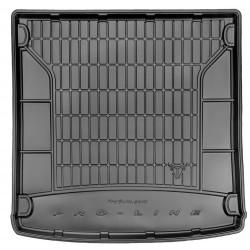 AUDI A4 B7 TYP 8F AVANT 2004 → 2007 Guminis bagažinės kilimėlis aukštais borteliais ProLine 3D