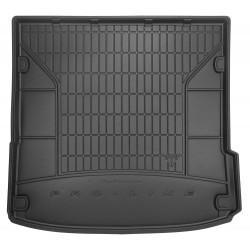 AUDI Q7 2006 → 2015 Guminis bagažinės kilimėlis aukštais borteliais ProLine 3D
