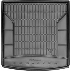 VOLKSWAGEN GOLF VII VARIANT 2013 → Guminis bagažinės kilimėlis aukštais borteliais ProLine 3D