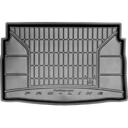 VOLKSWAGEN GOLF VII SPORTVAN 2014 → Guminis bagažinės kilimėlis aukštais borteliais ProLine 3D