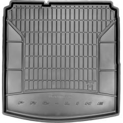 VOLKSWAGEN JETTA VI SEDANAS 2014 → Guminis bagažinės kilimėlis aukštais borteliais ProLine 3D