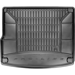 VOLKSWAGEN TOUAREG II 2014 → Guminis bagažinės kilimėlis aukštais borteliais ProLine 3D