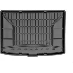 NISSAN JUKE 2010 → Guminis bagažinės kilimėlis aukštais borteliais ProLine 3D