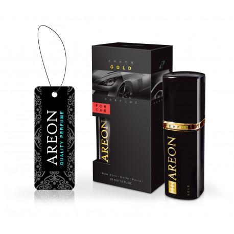 Salono oro gaiviklis AREON PERFUME GOLD 50 ml