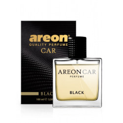 Salono oro gaiviklis AREON CAR BLACK 100 ml