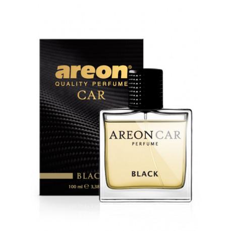 Salono oro gaiviklis AREON CAR BLACK 100 ml