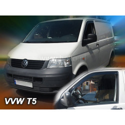 VOLKSWAGEN Multivan T5 2003 →2010 2010→2015 Langų deflektoriai priekinėms durims