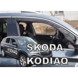 SKODA Kodiaq 2016 → Langų deflektoriai