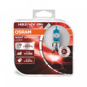 OSRAM automobilių lemputės HB3 60W 12V NIGHT BREAKER LASER +150%