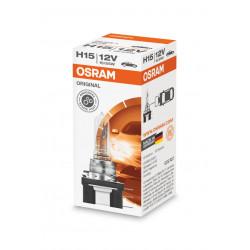Halogeninė lemputė H15 12V OSRAM