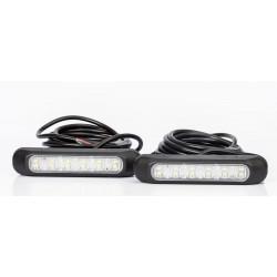 FRISTOM LED dienos šviesos žibintai FT-300 LED SET