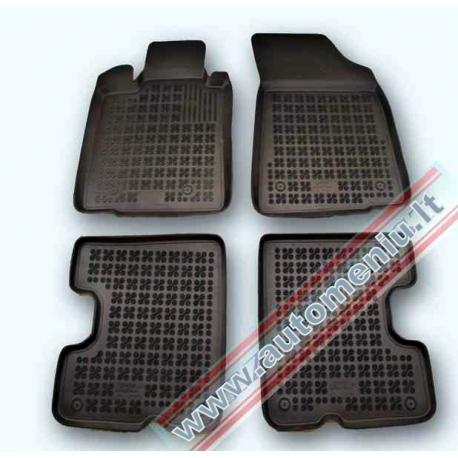 Renault Dacia Sandero 2008 → 2013 Guminiai kilimėliai su loveliu