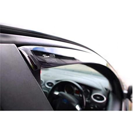 AUDI A4 B6 4/5 durų 2002 → 2009 Langų vėjo deflektoriai priekinėms durims