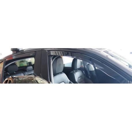 AUDI A4 B6 4 durų 2002 → 2009 (+OT) Sedanas Langų vėjo deflektoriai keturioms durims