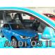 AUDI Q3 5 durų 2011 → 2018 Langų vėjo deflektoriai priekinėms durims