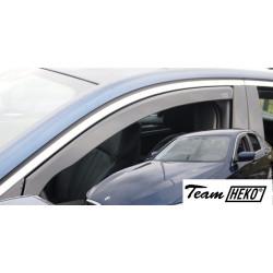 BMW 3 E90/E91 4 durų 2005 → Langų vėjo deflektoriai priekinėms durims