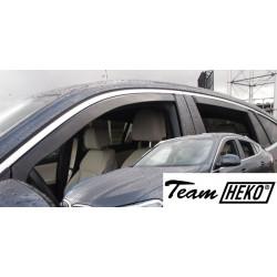 BMW 5 E61 5 durų 2004 → 2010 (+OT) Karavanas Langų vėjo deflektoriai keturioms durims