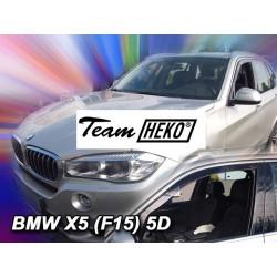 BMW X5 F15 5 durų 2013 → Langų vėjo deflektoriai priekinėms durims