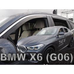 BMW X6 (G06) 5 durų 2019 → (+OT Langų vėjo deflektoriai keturioms durims