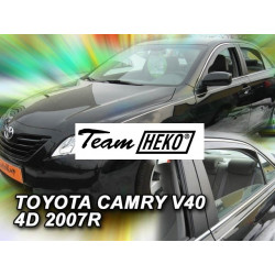 TOYOTA CAMRY V40 4 durų 2007 → 2011 (+OT) Sedanas Langų vėjo deflektoriai keturioms durims