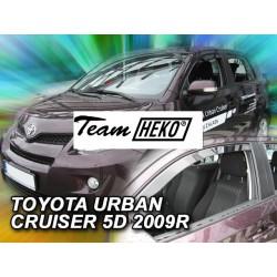 TOYOTA URBAN CRUISER 5 durų 2009 → Langų vėjo deflektoriai priekinėms durims