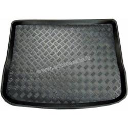 Bagažinės kilimas Volkswagen TIGUAN 5 sedynes su standartinio dydžio atsarginiu ratu 2007-