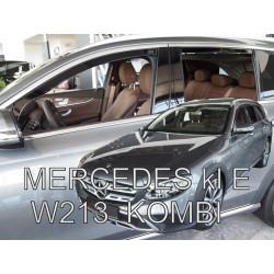 MERCEDES E W 213 4 durų 2016 →(+OT) Karavanas Langų vėjo deflektoriai keturioms durims