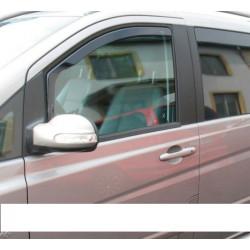 MERCEDES VITO 4/5 durų 2003 → 2014 Langų vėjo deflektoriai priekinėms durims