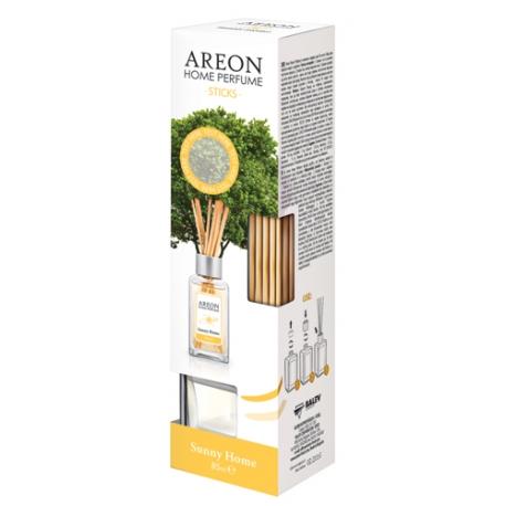 Areon SUNNY HOME STICKS 85 ml , kvapnios lazdelės