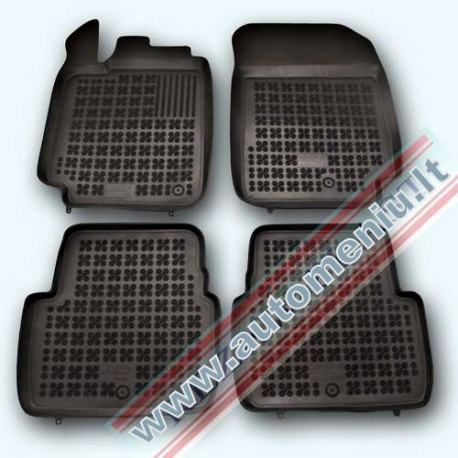 Renault Latitude 2011 → Guminiai kilimėliai su loveliu